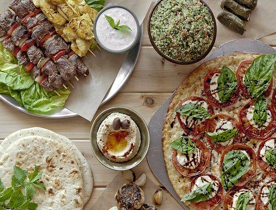 Pizza Paradiso Mediterranean Grill: Pizza Paradiso
