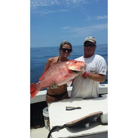 Port Canaveral, Floryda: American Red Snapper
