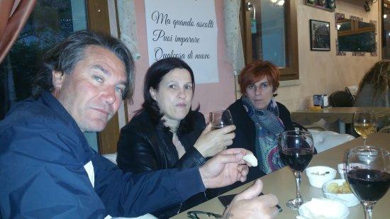 Montignoso, Italie : Bar del Re