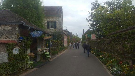 Eglise Sainte-Radegonde de Giverny: Église Sainte-Radegonde de Giverny