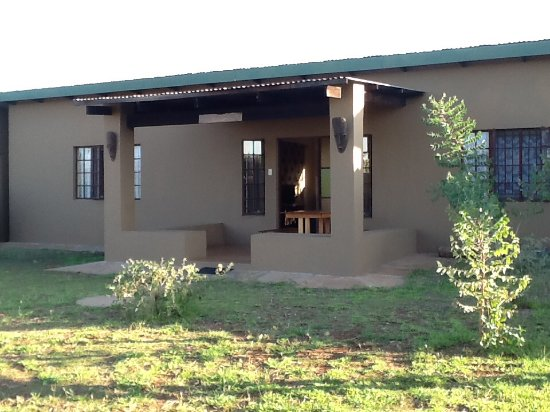 Grietjie Nature Reserve, Südafrika: The self catering cottage.