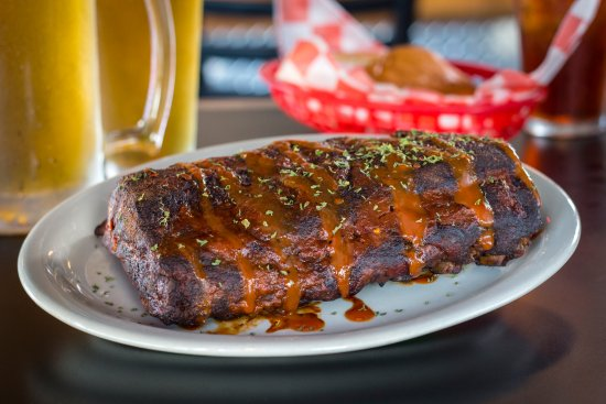 Glen Allen, VA: Dry-rubbed, slow smoked Baby Back Ribs!