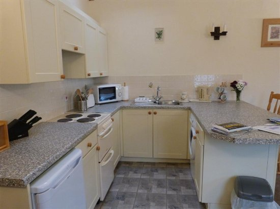 St Blazey, UK: Kitchen