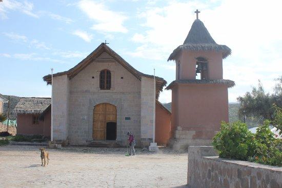 iglesia San Francisco de Socoroma