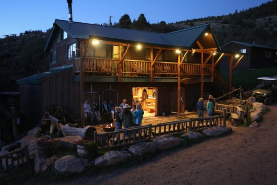 Mc Coy, CO: Saloon