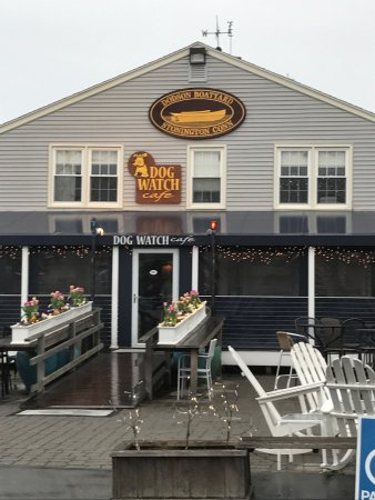 Stonington, CT: Great dinner place