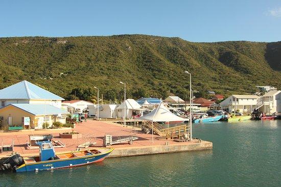 Ferry To Desirade Island