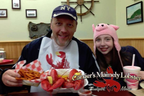 Bucksport, ME: Family fun food