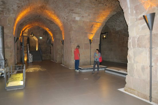 Acre, Israel: In the underground