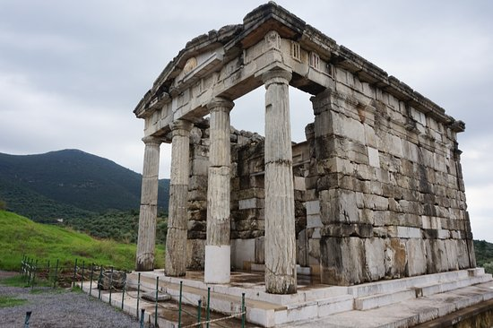 Ancient Messene : mausoleum