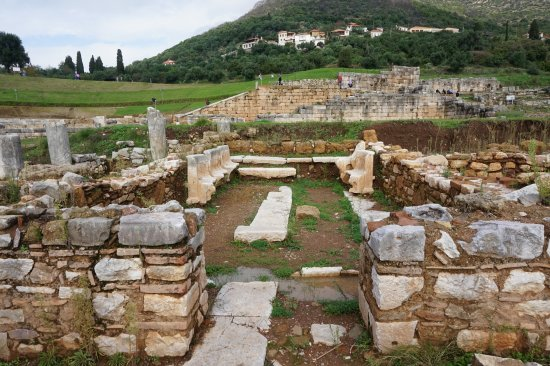 Ancient Messene : messene