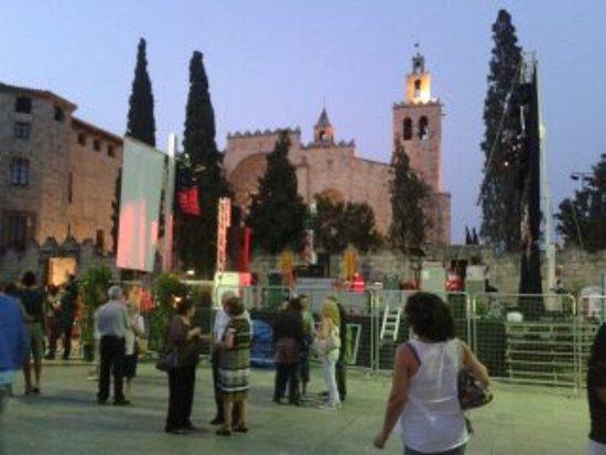 Placa octavia sant cugat del valles spain top tips - Placa barcelona sant cugat ...