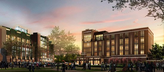 lodge kohler the hotel with in the packers new titletown district yards from historic