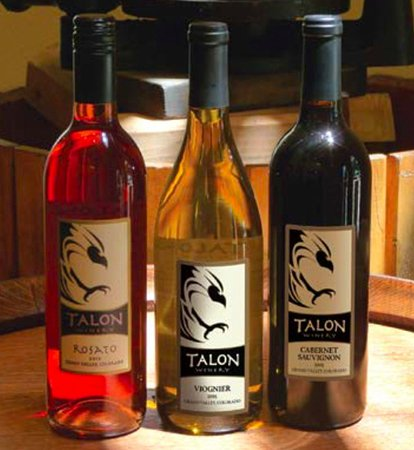 Palisade, CO: Talon Winery crafts the classic wines you know and love, right here in Colorado.