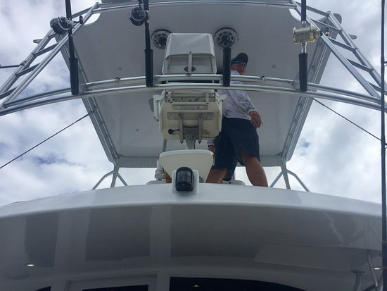 Port Canaveral, FL: Capt Beau