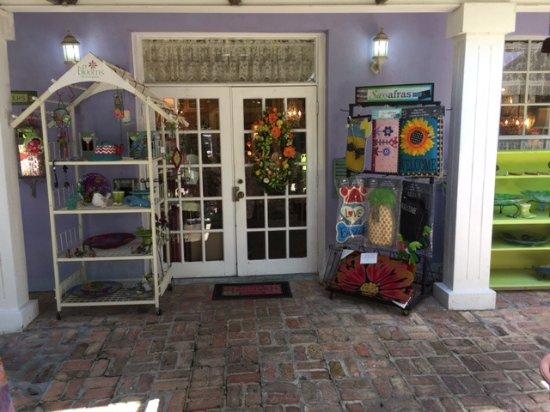 Lake Alfred, Floride : Gift shop