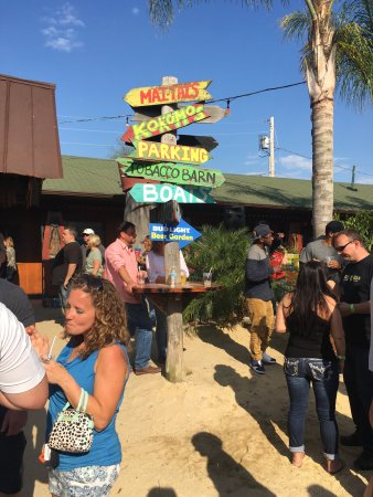 Solomons, MD: Tiki Bar now open for 2017 season!!