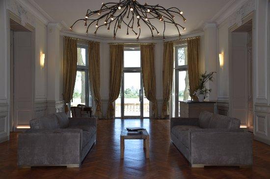 Blanquefort, Prancis: Lobby de l'hôtel