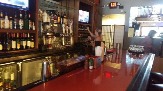 Seneca, SC: Stephanie...great bartender.