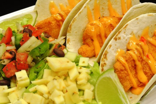 Elkhart, IN: Crispy Fish Tacos
