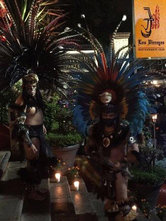 Tepotzotlan, México: Los Virreyes Restaurante Bar