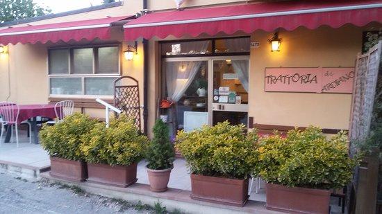 Roncofreddo, Italia: L'ingresso