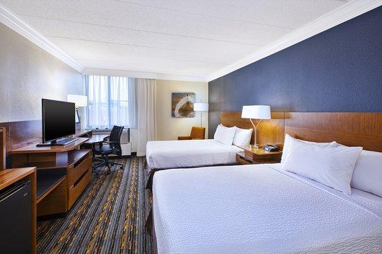 Fairfield Inn & Suites Dulles Airport Herndon/Reston Foto