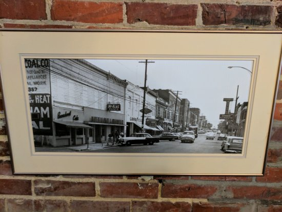 Mayfield, KY: Our building's block in the 1950's