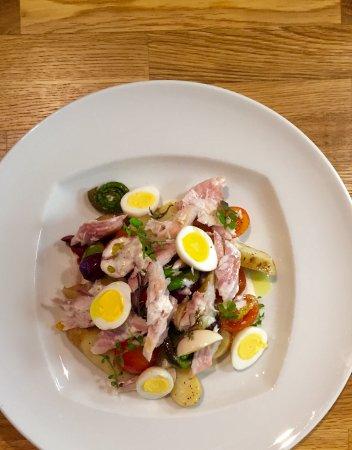 Bruce & Son : Nicoise Salad