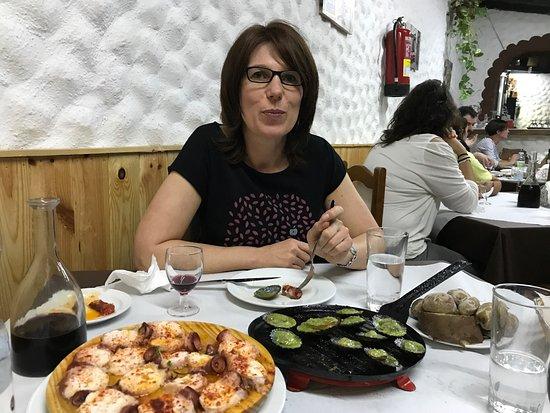 Лос-Реалехос, Испания: Guachinche El Pino