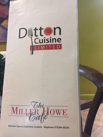 Miller Howe Cafe : photo0.jpg