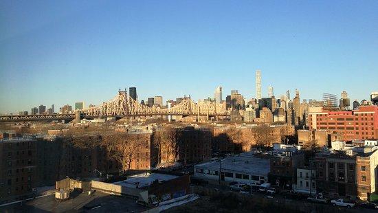 Long Island City, NY: Vista dalla camera