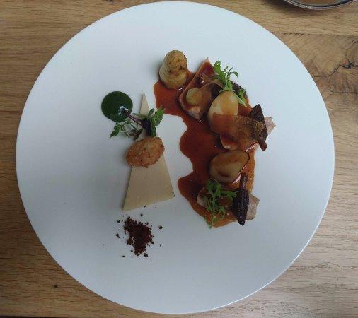 Jette, Bélgica: porc Lomo