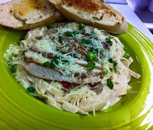 Jane Lew, WV: Chicken Alfredo