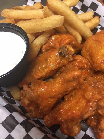Jane Lew, WV: Wings and Fries