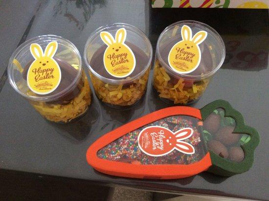 Yarra Glen, Australie : Easter Chocolate