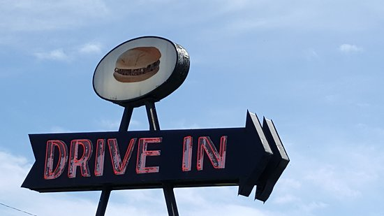Rice Hill, OR: K & R Drive In
