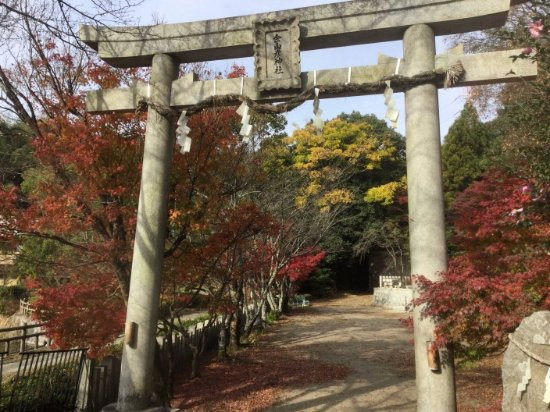 Kashiwara, Japan: 【金山彦神社】(かなやまひこじんじゃ) 柏原市青谷