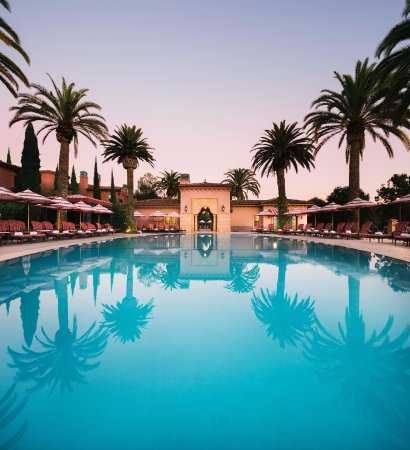Resort Pool at Fairmont Grand Del Mar