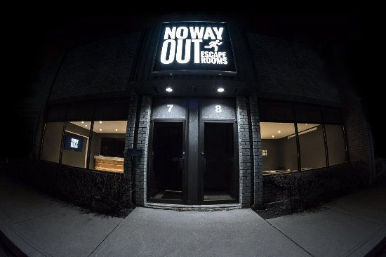 NOWAYOUT Escape Rooms