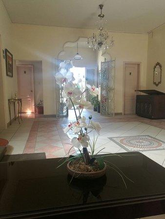 Hotel Bresciani: Lobby