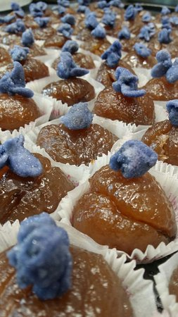 Felegara, Italia: I dolci