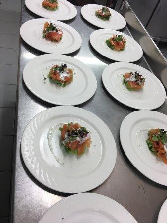 Camerano, Italia: Dei nostri piatti!