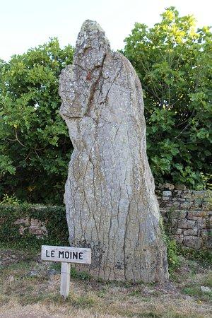 Ile-aux-Moines, Франция: Cromelech de Kergonan- Gabriel Lothe