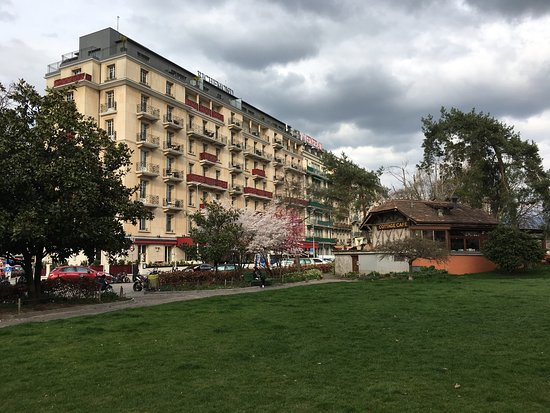 Picture of le richemond geneva dorchester for Le richemond le jardin