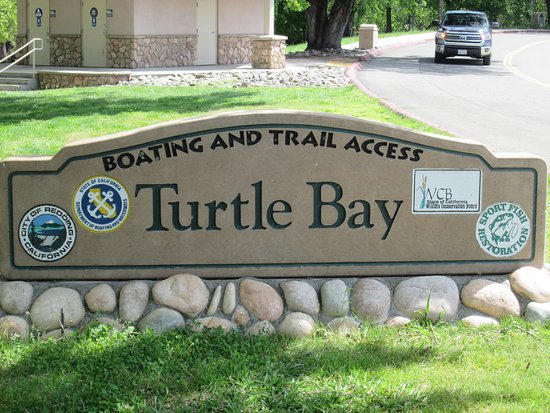 Turtle Bay Exploration Park: there is a boating area