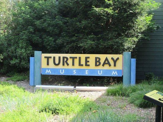 Turtle Bay Exploration Park: Don't miss the musuem