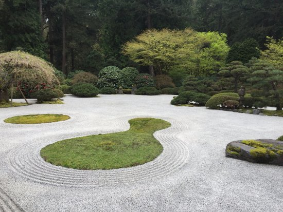 The Japanese Tea Garden Picture Of Portland Japanese Garden Portland Tripadvisor