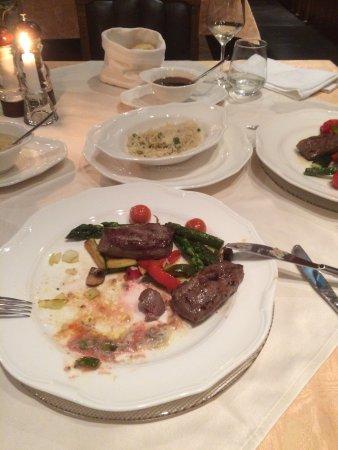 Kamnik, Slovenia: Amazing food!!!
