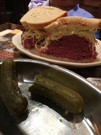 Photo of American Restaurant 2nd Ave Deli at 162 E 33rd St, New York, NY 10016, United States